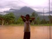Mangganteng di Muko Bukik Sanggu