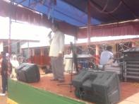 Sambutan Kepala Sekolah SMPN 5 KotoAlam, Bapak Elvis, S.Pd