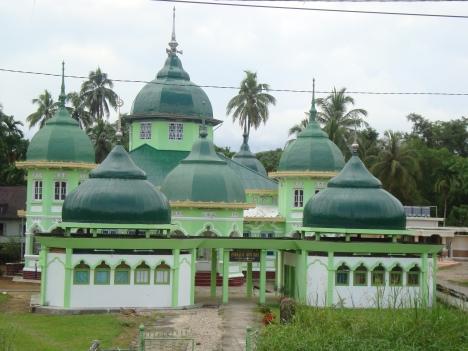 masjid raya pangkalan