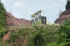 Tugu Batas Sumbar-Riau
