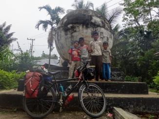 Jill Sherlock sumatra equator